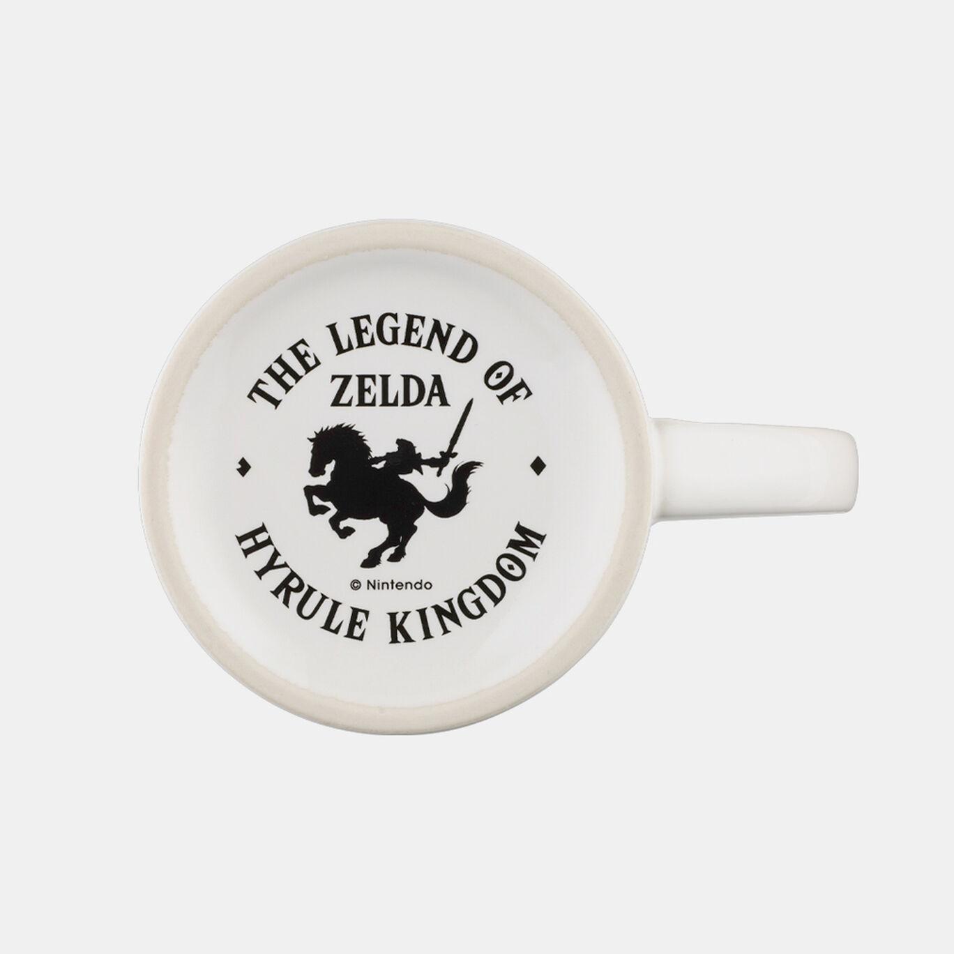温感マグカップ ゼルダの伝説【Nintendo TOKYO取り扱い商品】