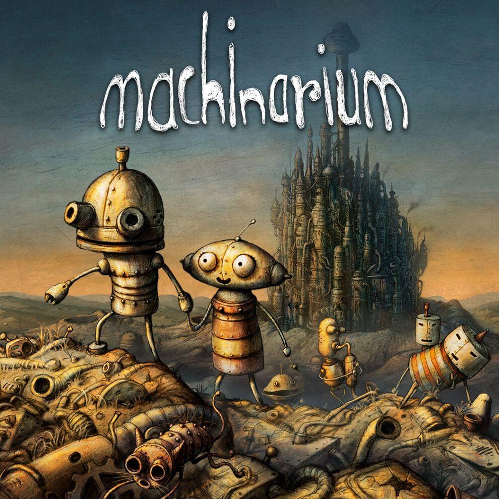 Machinarium(マシナリウム)