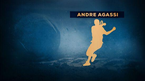 追加選手:Andre Agassi (1995)