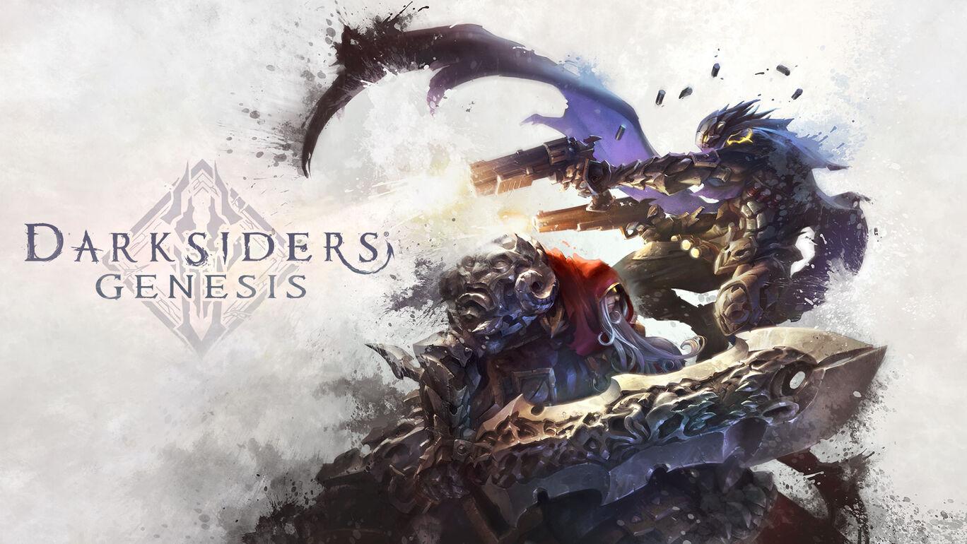 Darksiders Genesis(ダークサイダーズ ジェネシス)