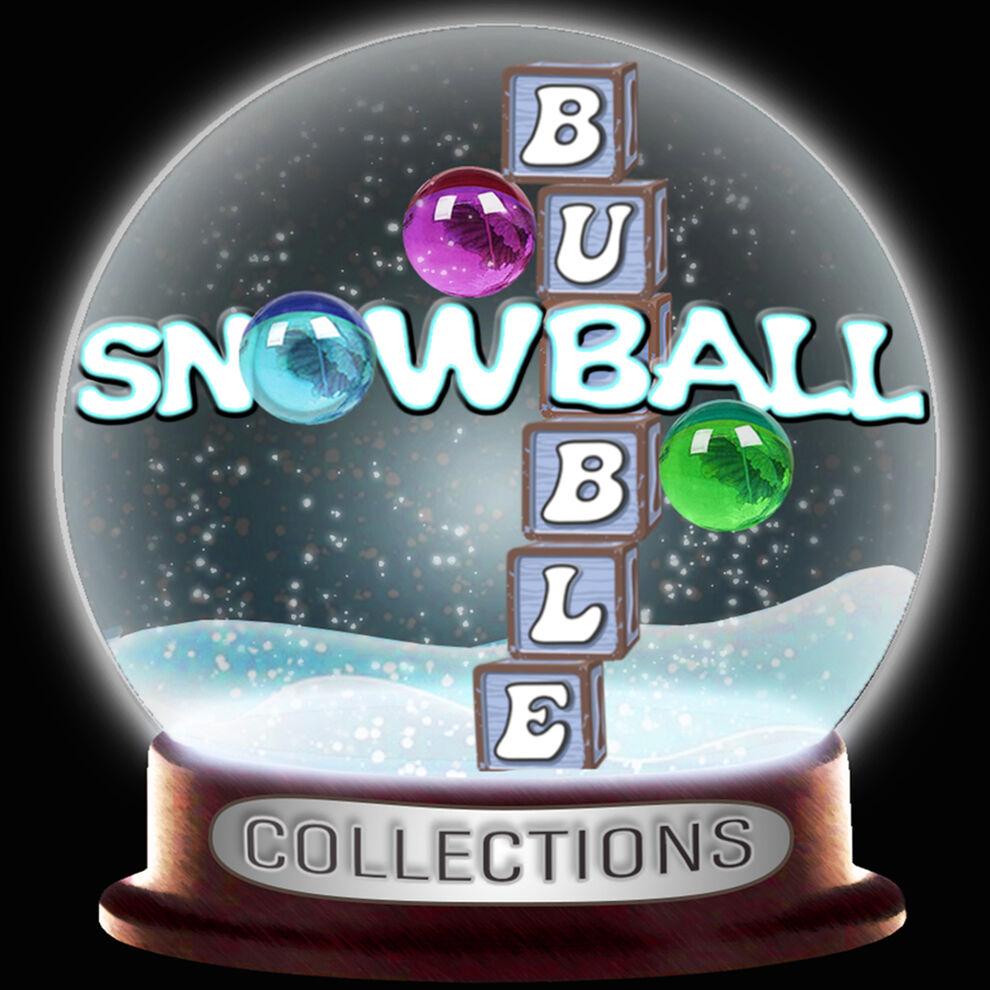 スノーボール コレクション バブル