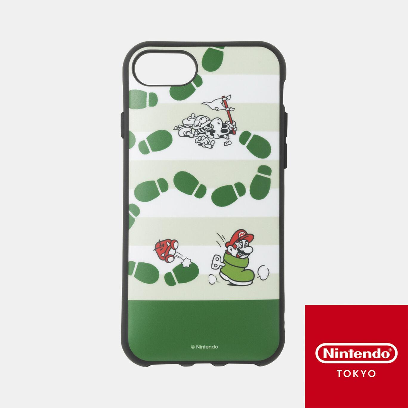 スマホケース スーパーマリオ パワーアップ B iPhone 8/7/6s/6 対応【Nintendo TOKYO取り扱い商品】