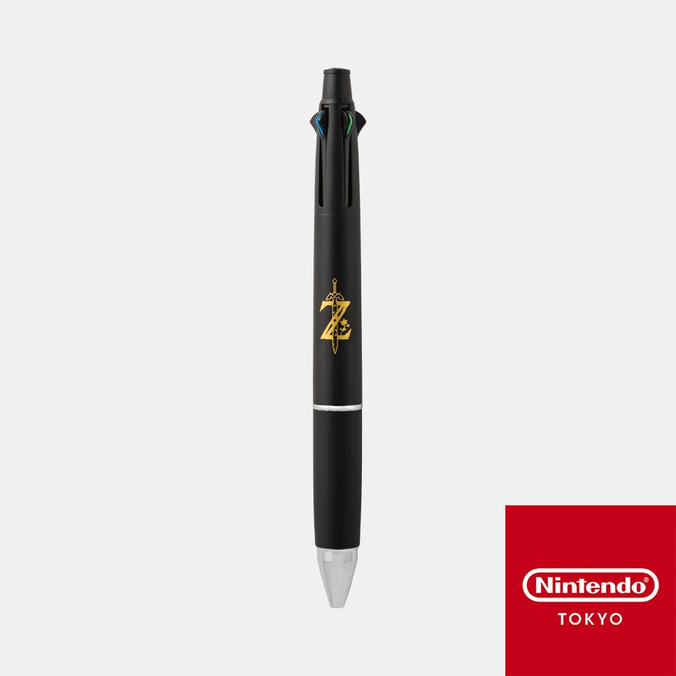 ジェットストリーム 多機能ペン 4&1 ゼルダの伝説【Nintendo TOKYO取り扱い商品】