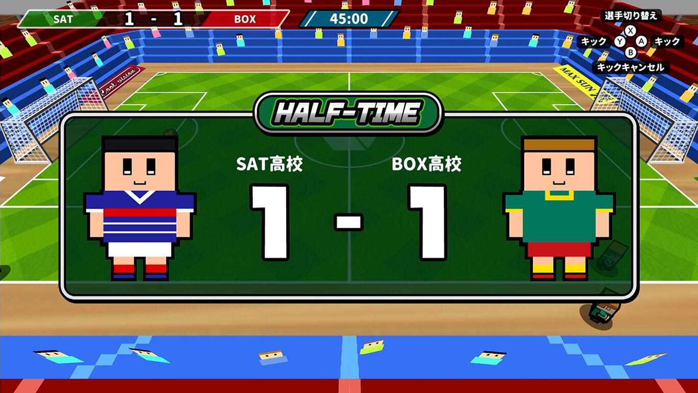 机でサッカーDXエディション