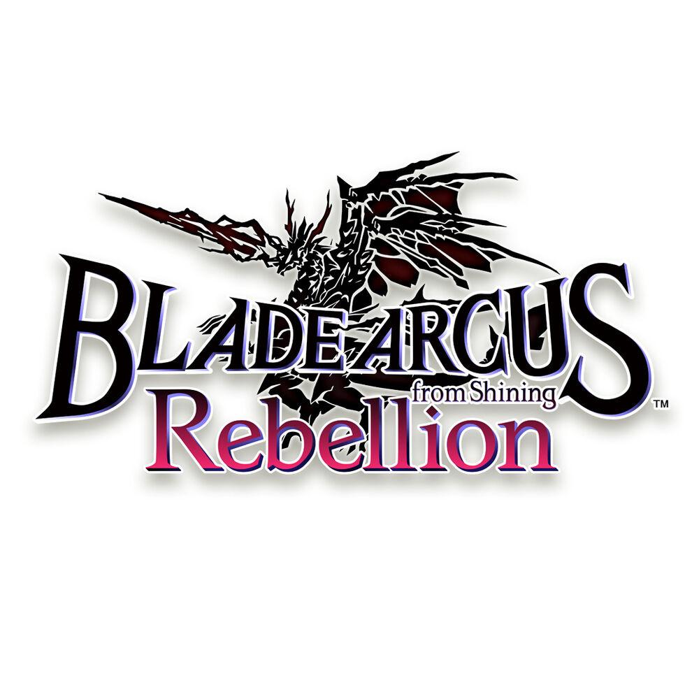 BLADE ARCUS Rebellion from Shining