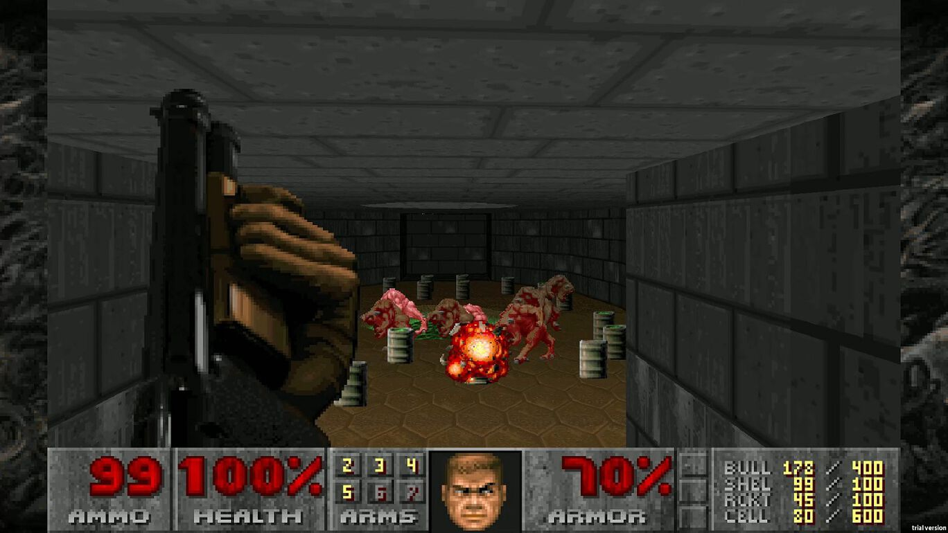 DOOM(1993)
