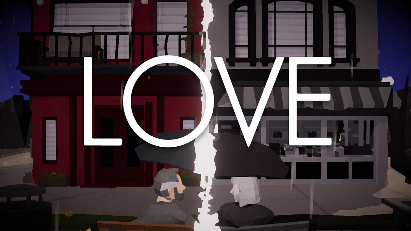 LOVE - 物語が詰まったパズルボックス