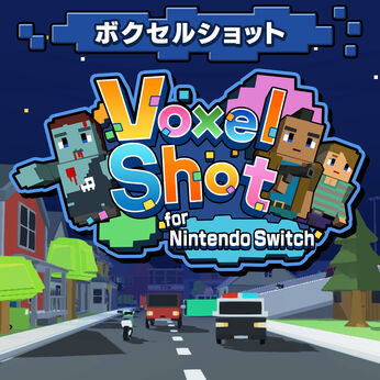 Voxel Shot for Nintendo Switch(ボクセルショット)