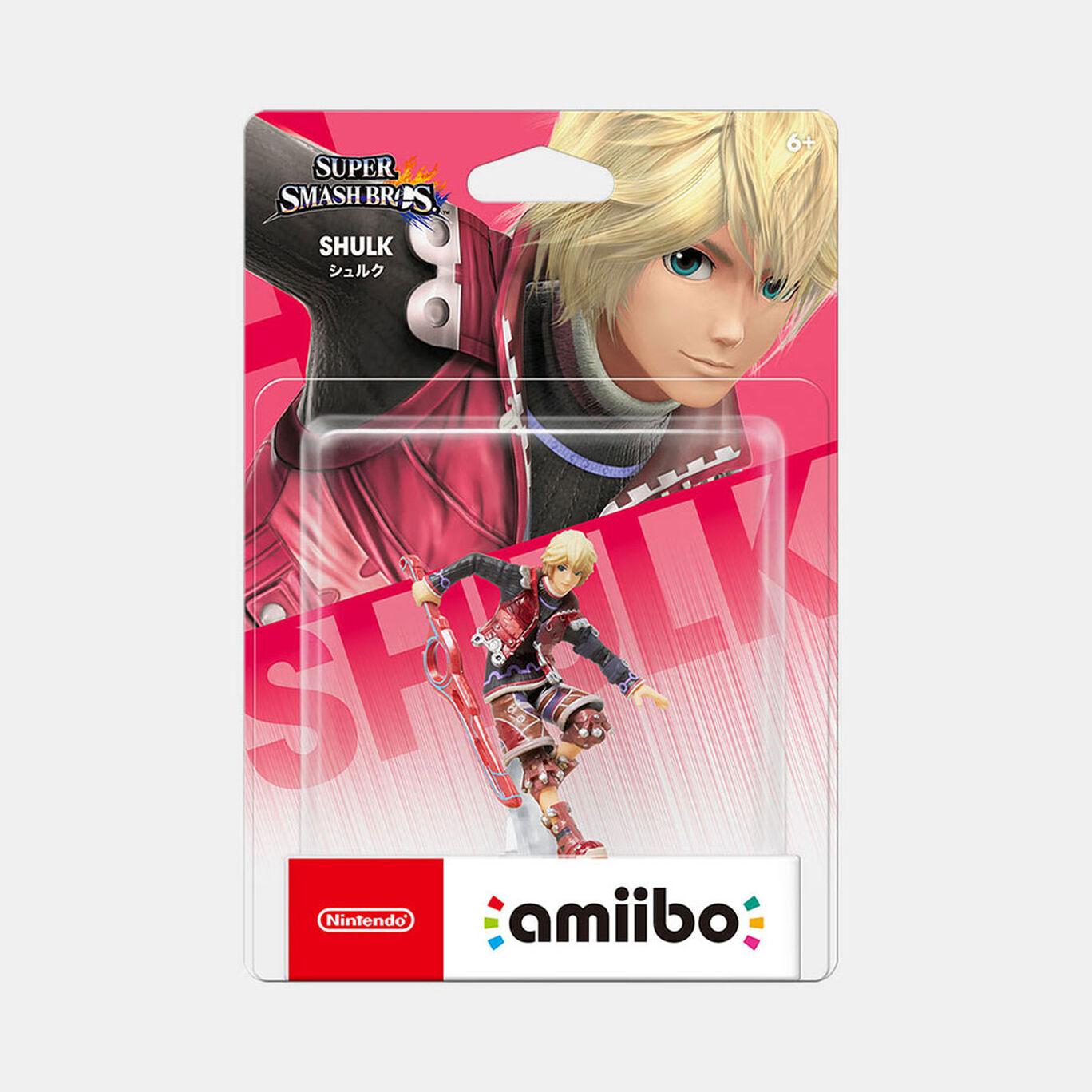 Amiibo シュルク 大乱闘スマッシュブラザーズシリーズ My Nintendo Store マイニンテンドーストア