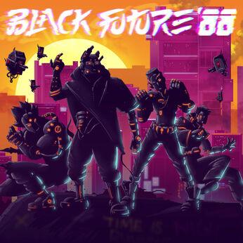 ブラックフューチャー '88
