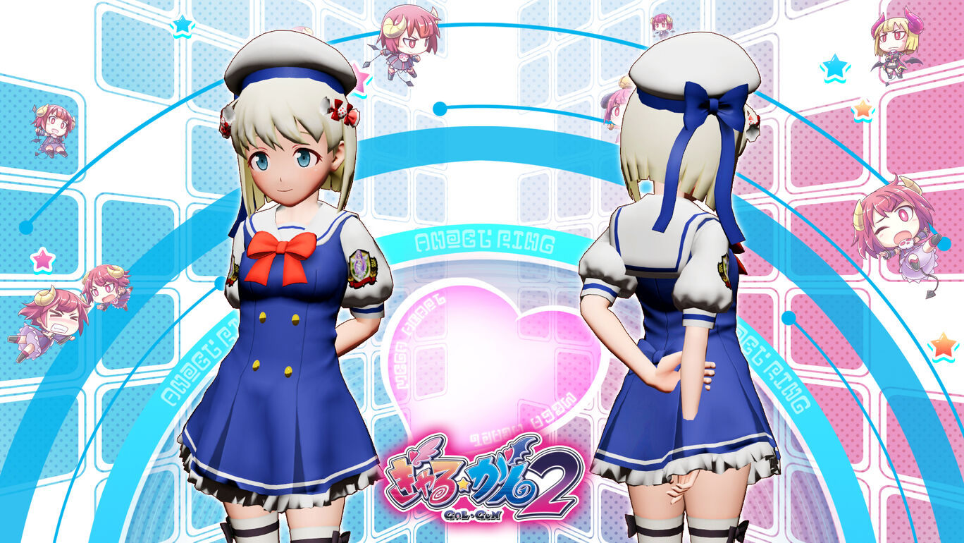 「スポコン女学院制服」衣装セット