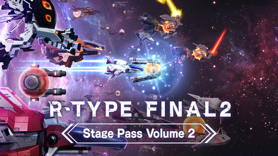 R-TYPE FINAL 2 - Stage Pass Vol.2