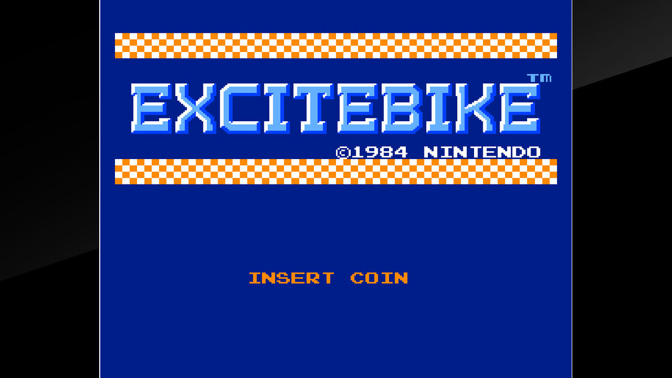 アーケードアーカイブス エキサイトバイク