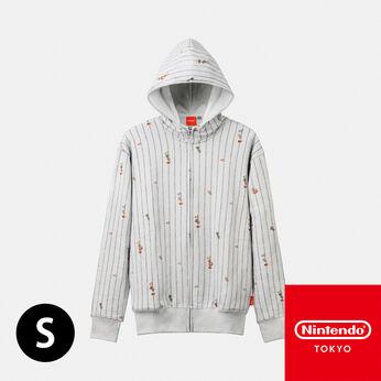 パーカー  スーパーマリオファミリーライフ S【Nintendo TOKYO取り扱い商品】