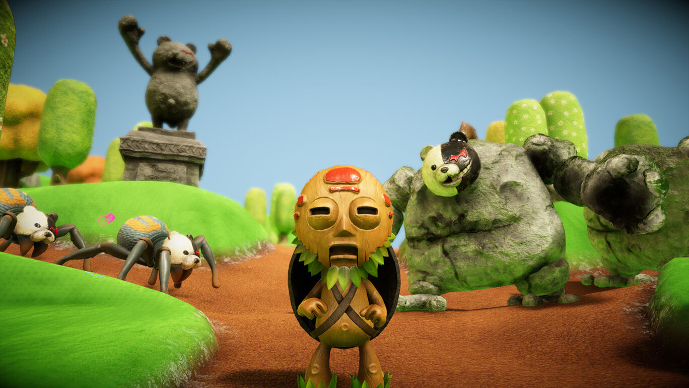 PixelJunk Monsters 2 ダンガンロンパパック