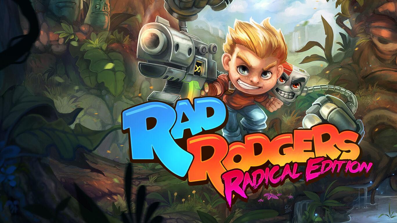ラッドロジャース:ラディカルエディション
