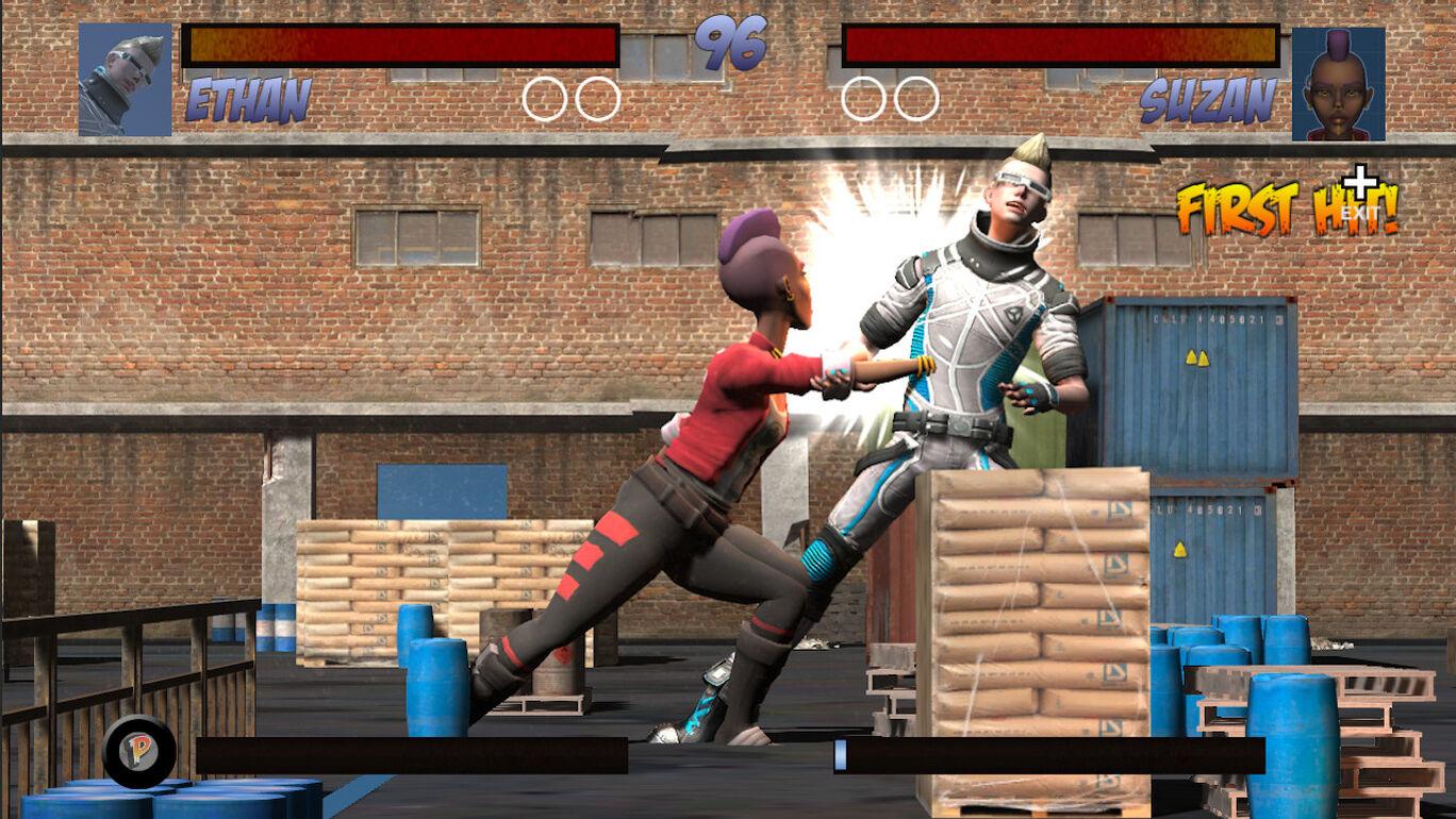 Urban Street Fighting (アーバンストリートファイト)