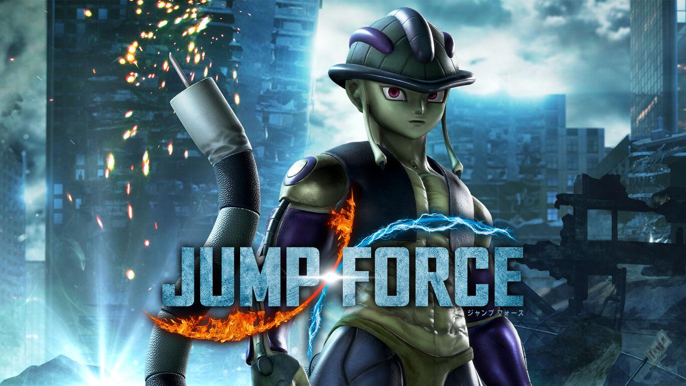 JUMP FORCE キャラクターパック⑪