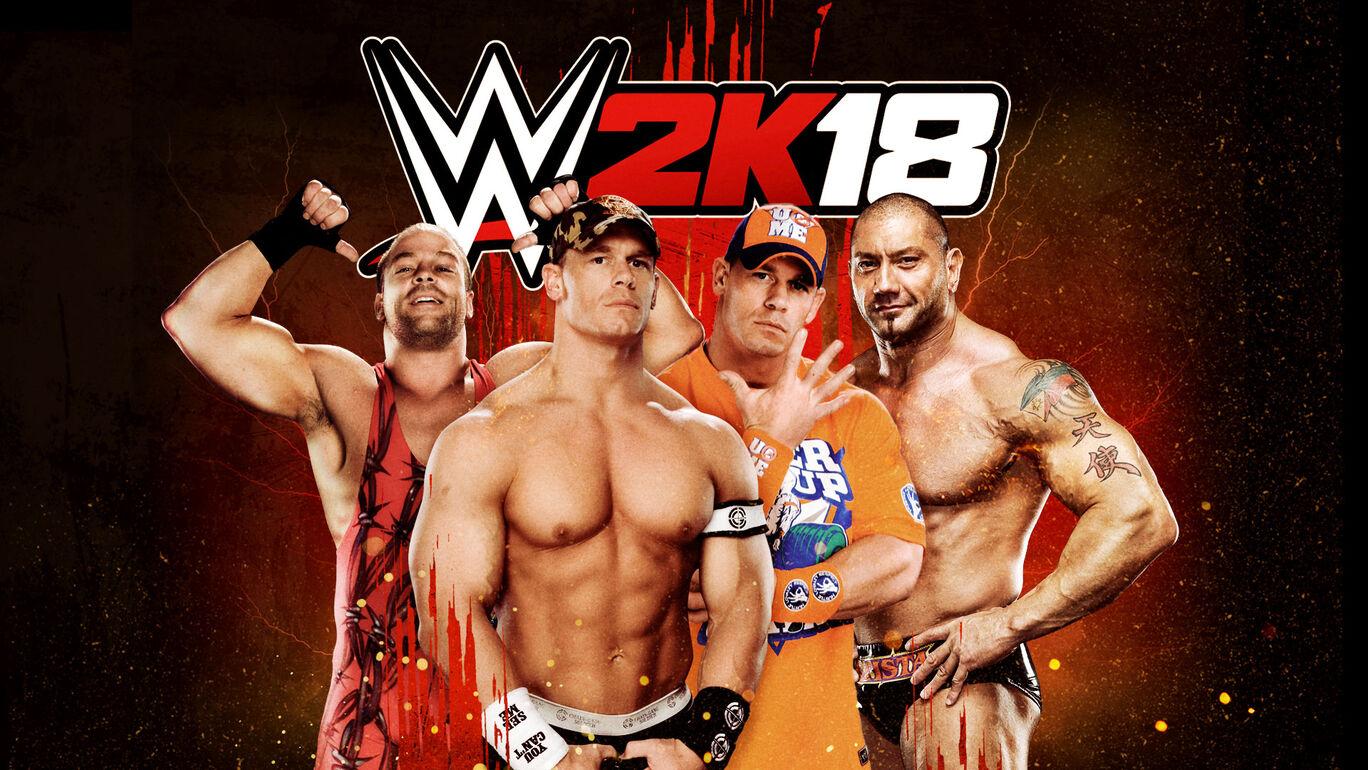 WWE 2K18 Cena(Nuffバージョン)パック