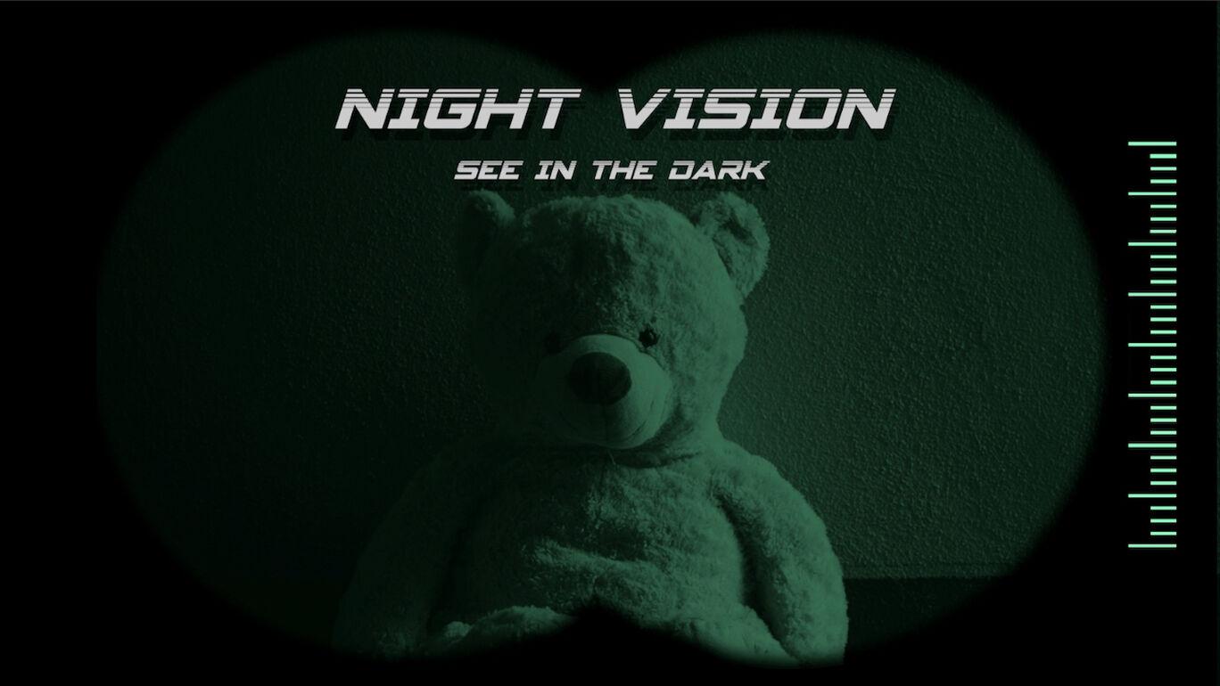 ナイトビジョン - 暗いところで見る
