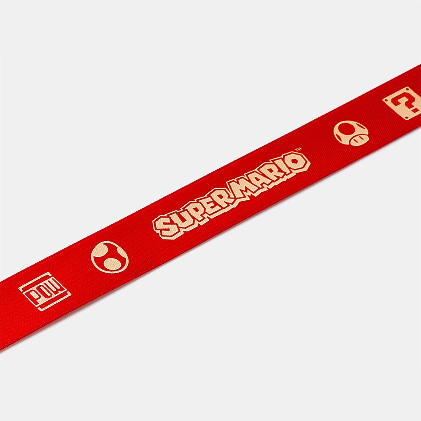 スーパーマリオ ホーム&パーティ 2WAYラッピングバッグS(スーパーキノコ)