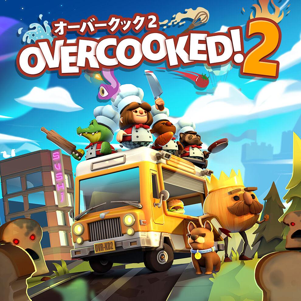 Overcooked® 2 - オーバークック2
