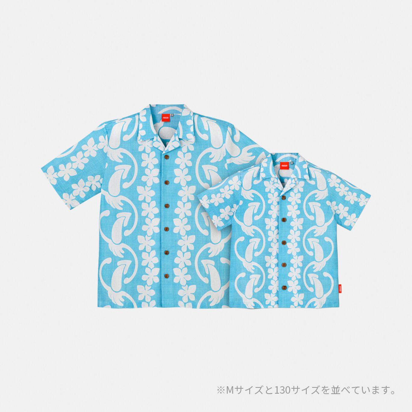 おどるイカアロハL Splatoon【Nintendo TOKYO取り扱い商品】