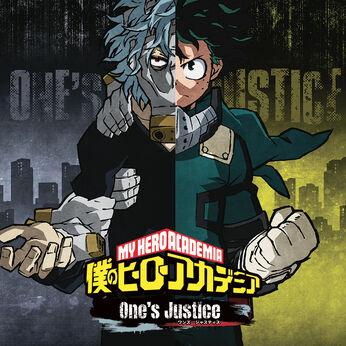 僕のヒーローアカデミア One's Justice