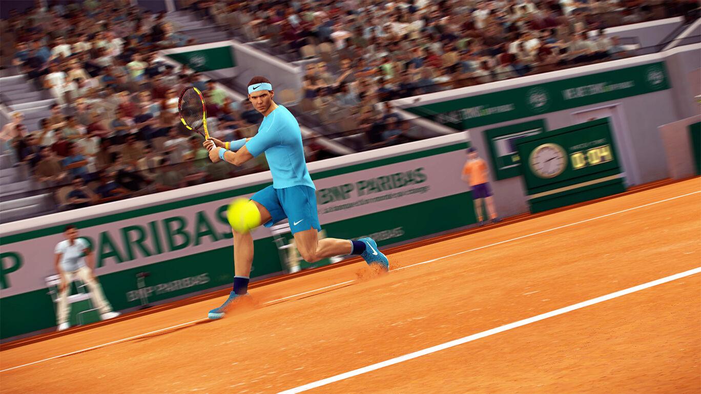 追加選手:Rafael Nadal