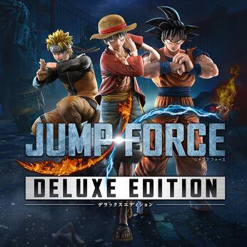 JUMP FORCE デラックスエディション
