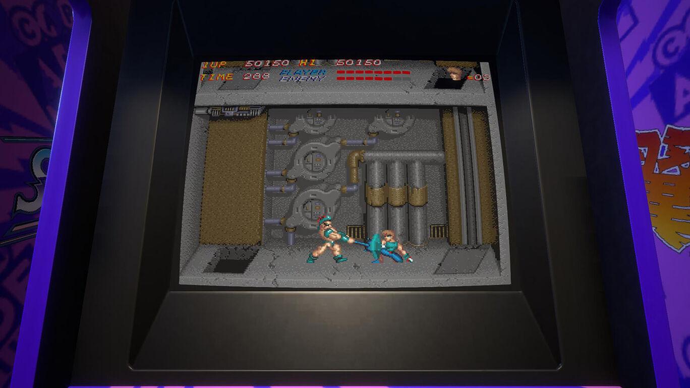 Capcom Arcade Stadium:闘いの挽歌