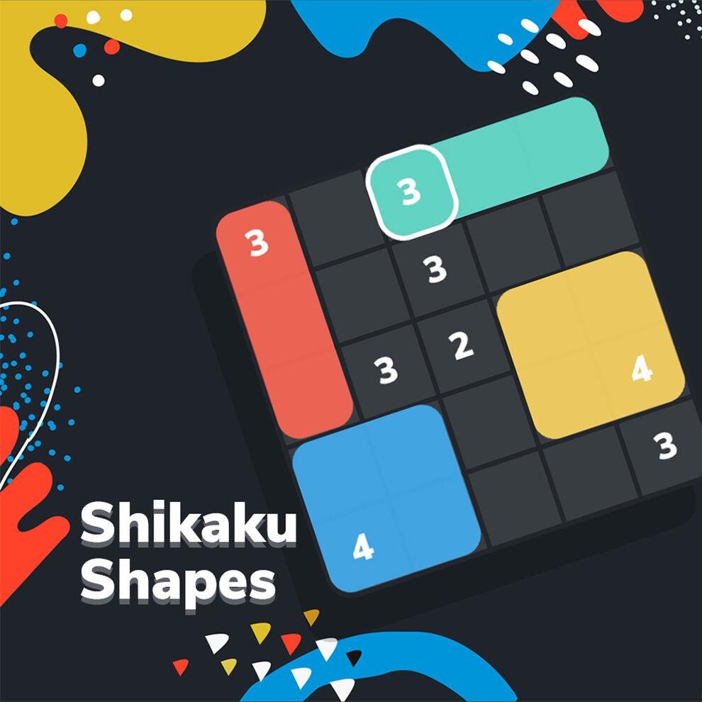 Shikaku Shapes