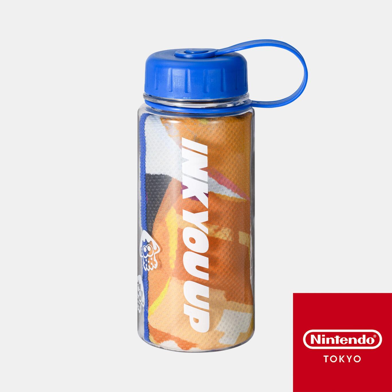 ボトル付きタオル INK YOU UP【Nintendo TOKYO取り扱い商品】