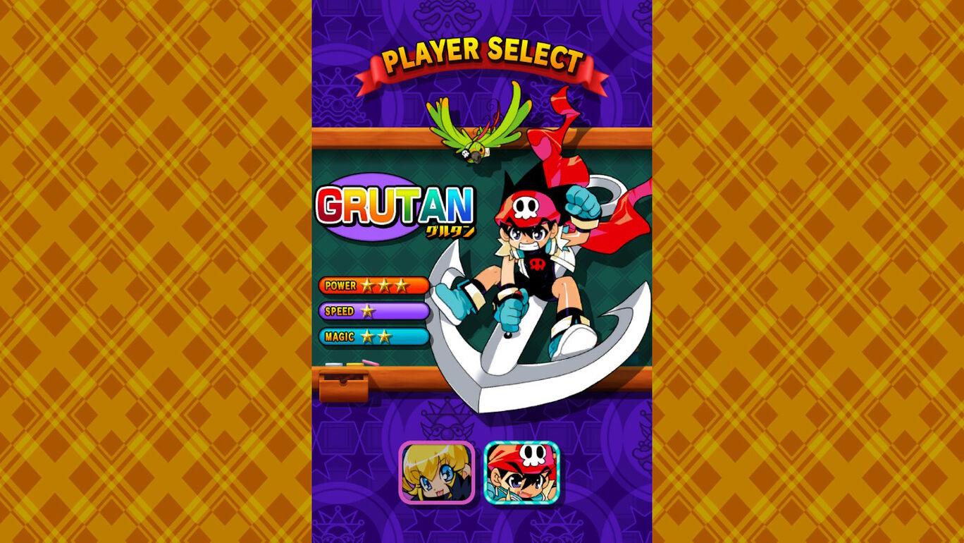 GUNBARICH for Nintendo Switch