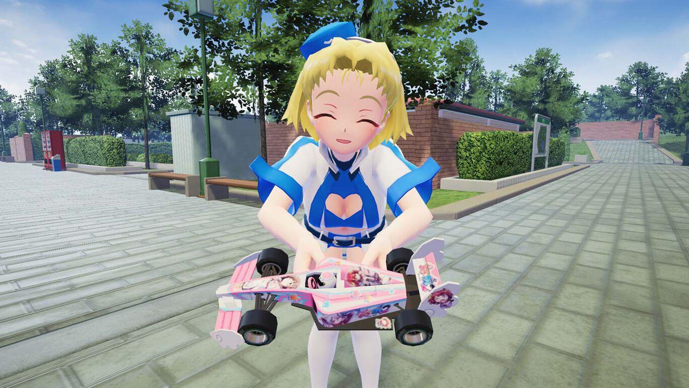 おススメ衣装DLC3種セット第五弾