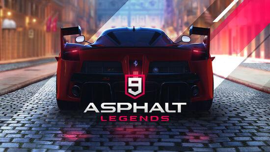 アスファルト9:Legends