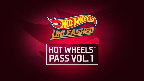 HOT WHEELS™ Pass Vol. 1