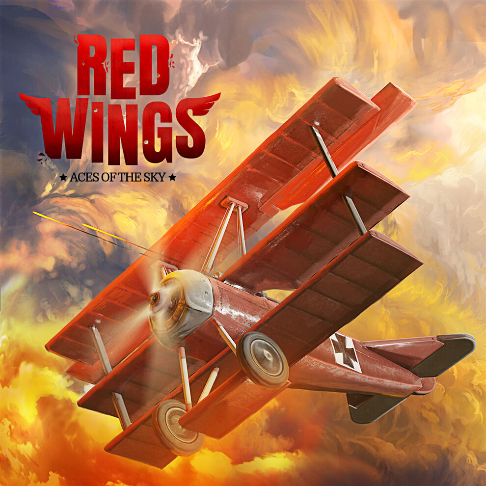 レッドウィングス:大空のエースたち