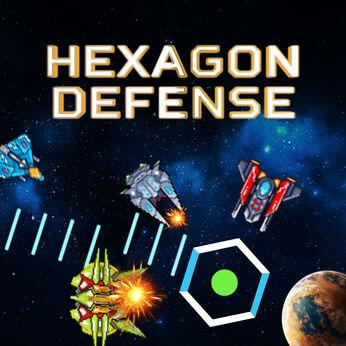 六角形ディフェンス (Hexagon Defense)