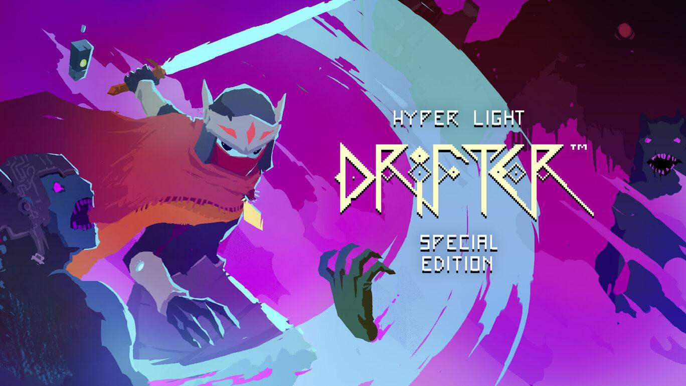 Hyper Light Drifter - スペシャルエディション