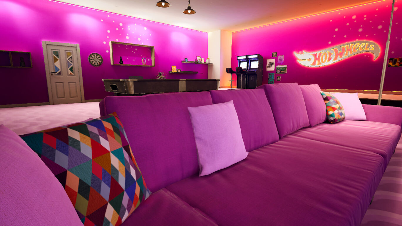 HOT WHEELS™ - Pink Fashion Customization Pack