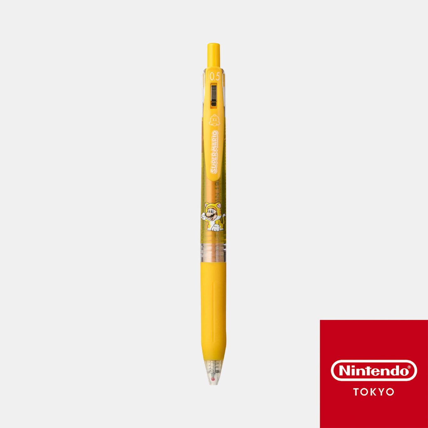 SARASAクリップ スーパーマリオ パワーアップ F【Nintendo TOKYO取り扱い商品】