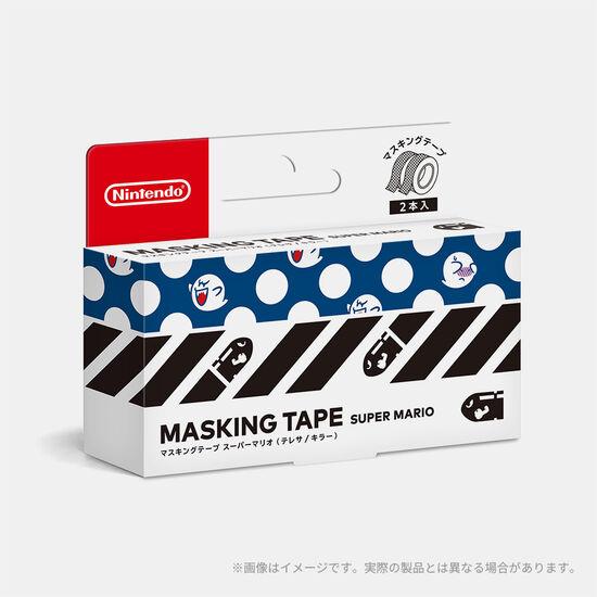 マスキングテープ スーパーマリオ(テレサ/キラー)