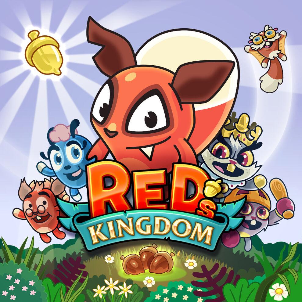 レッドズ キングダム (Red's Kingdom)