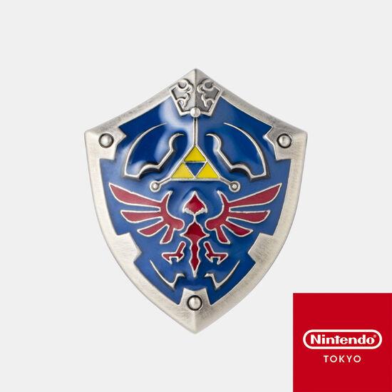 ピンズ ゼルダの伝説 B【Nintendo TOKYO取り扱い商品】
