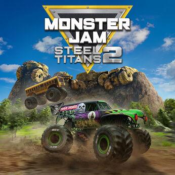 Monster Jam Steel Titans 2(モンスタージャム スティールタイタンズ2)