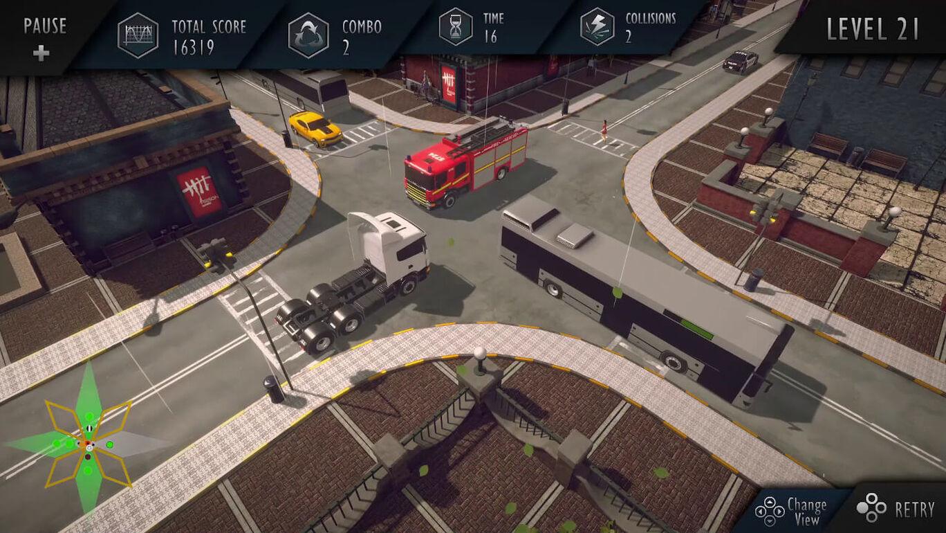 Perfect Traffic Simulator
