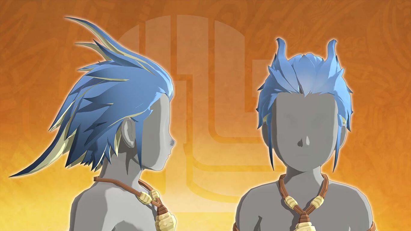 モンスターヘア:DLCセット
