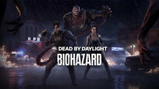 Dead by Daylight:チャプター「バイオハザード」