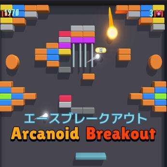 Arcanoid Breakout (エースブレークアウト)